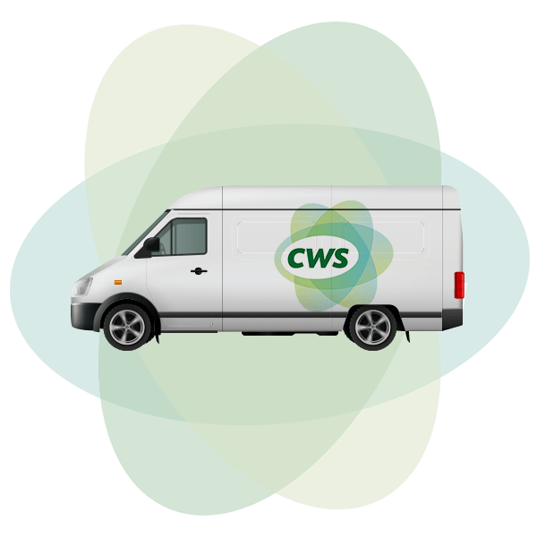 Clinical Waste Service Van