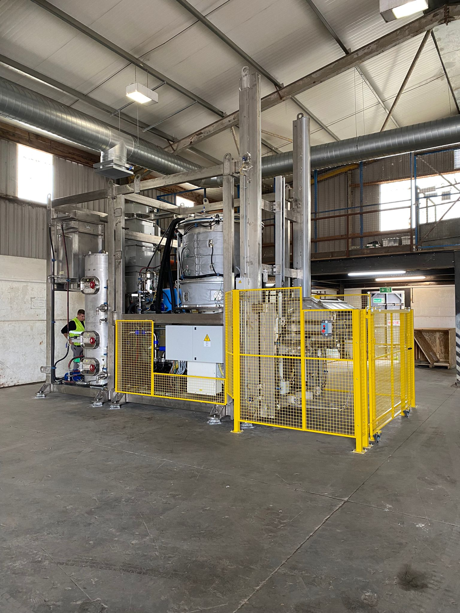 clinical waste recycling
